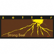 Zotter Organic Beer Chocolate Bar 70g